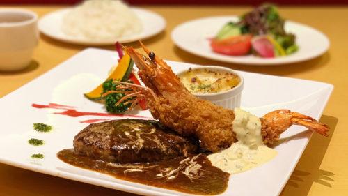 """洋食 NOVE▷12 月上旬、ノーヴェが本格的な洋食店にリニューアル """"エビフライが美味しい店""""としてオープン!"""