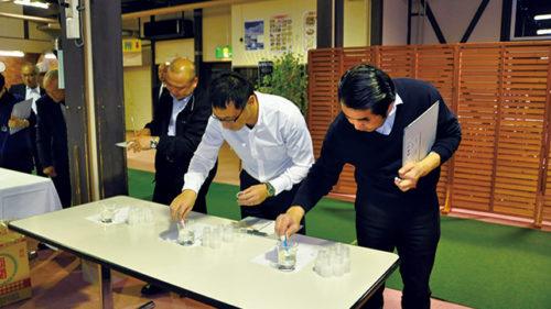 〈東成瀬村〉新酒まつり2020▷新酒と村の特産品を堪能できる