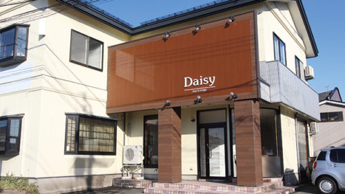 Hair&Design Daisy デイジー▷ダメージレスに特化した施術