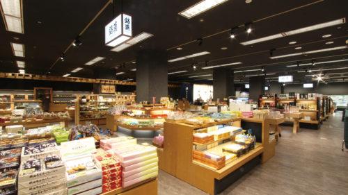 秋田県産品プラザ「あきたの」▷秋田の土産処がリニューアルし、民・工芸品コーナーが充実