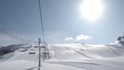 〈東成瀬村〉第26回 全日本スキー選手権大会 スノーボード競技▷トップレベルの選手が集結 スノーボード競技の全日本大会