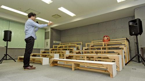 山王十字路劇場▷秋田の魅力を劇場から世界に発信