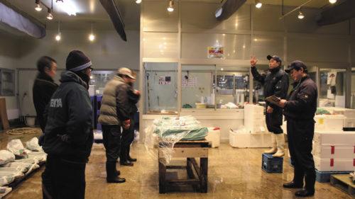 丸水秋田中央水産の市場まつりは鮮魚づくしで大盛況!