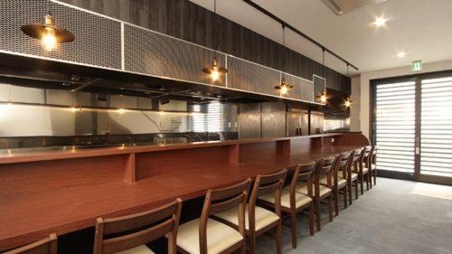 ヌードルバル オクト▷カリスマ製麺師の特注麺使用