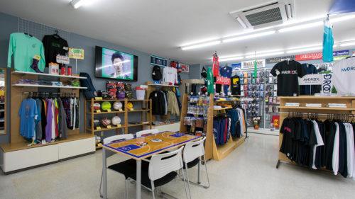 RCS アールシースポーツ▷秋田のバスケを盛り上げる専門店