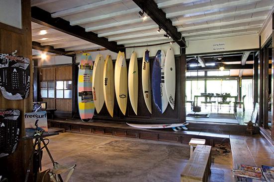 FUTAGO Village▷日本海を望む民宿に 大人の新たな〈遊び場〉が登場!