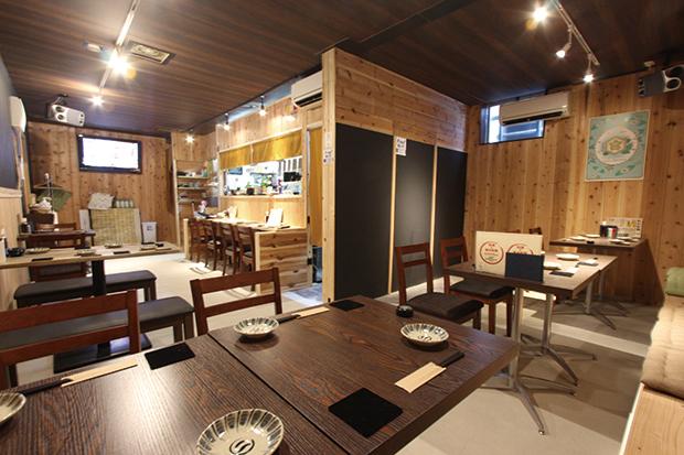 夜鳴き食堂 にいまる▷6月オープンの大衆居酒屋
