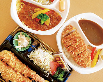 〈潟上市〉レストラン花の大地▷レストランで人気の洋食を自宅で