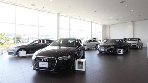 Audi秋田 ロイヤルモーター株式会社
