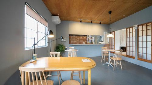 BRUSH&COFFEE HAUNT ハウント▷北秋田市に登場した習字教室×カフェで厚切りトーストを