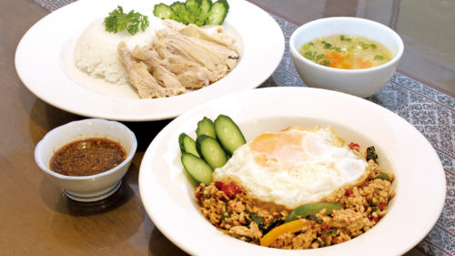 THAI SPICY▷タイ出身の女性店主が営む 本場の味が楽しめる専門店