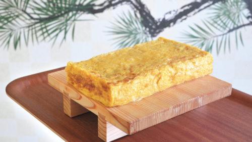 玉子焼き つきじ 玉松 たましょう▷噛むとジュワ〜ッとダシが溢れる 注目の玉子焼き専門店
