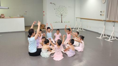 プロのバレリーナが直接指導するバレエスタジオの無料体験レッスン▷Ballet House Kiki バレエハウス キキ