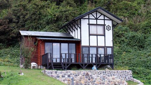 Ocean Cafe Honu ホヌ▷戸賀湾を臨むシーサイドカフェが週末限定オープン