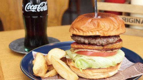 FRESH&HOT HERO's Diner ヒーローズ ダイナー▷牛肉100%パティのアメリカンハンバーガーが湯沢に登場
