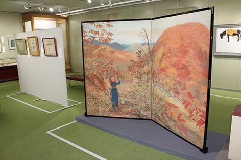 〈小坂町〉特別展 没後50年 革新の日本画家 福田豊四郎▷87年ぶりに一般公開となる作品も!