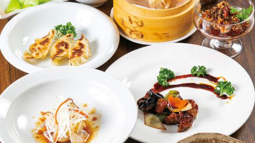 中国料理 耀熙 らき▷人気の中華居酒屋が店名を新たに移転オープン
