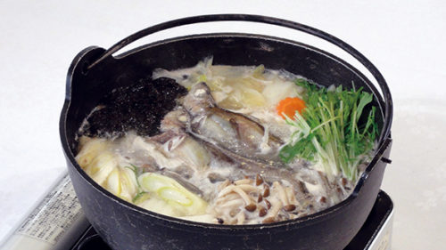 〈八峰町〉ハタハタ▷秋田を代表する旬魚で楽しい食卓を