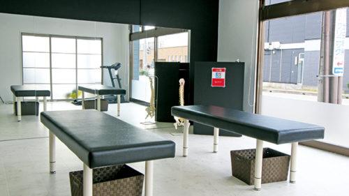 SSS秋田スタジオ スリーエス▷姿勢を改善し健康な身体へ