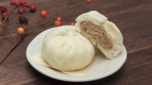 豚まんの福楼▷オール秋田の食材で作る豚まんを