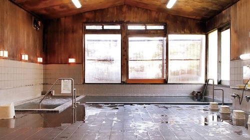 〈大仙市〉中里温泉▷天然温泉と自慢の食事を満喫