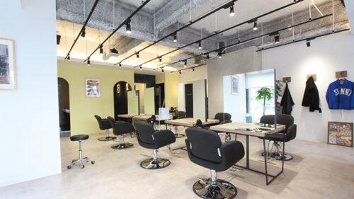 hair&salon EIGHT akita 秋田中通店▷東北初出店の人気美容室