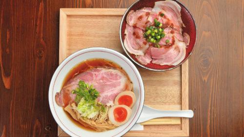 中華そば 肴 Yamago ヤマゴ▷開店以来、売り切れ必至! こだわり抜いた鶏ダシの中華そば