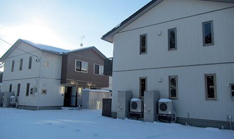 〈井川町〉定住化促進住宅▷定住・移住を考えるなら井川町へ!