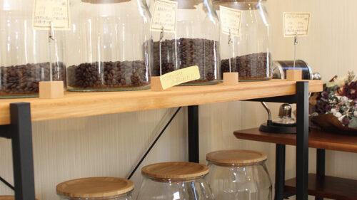 珈琲焙煎工房 結 ゆい▷女性店主が自家焙煎コーヒー豆を販売
