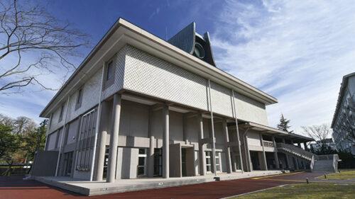 〈秋田市〉秋田市文化創造館▷中心市街地の新たな文化施設