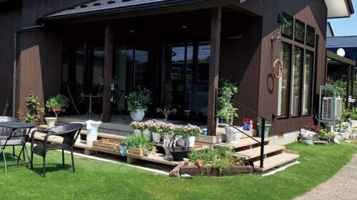 ガーデニングcafé花草▷花やグリーンを楽しめる空間