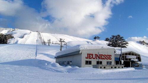 〈東成瀬村〉ジュネス栗駒スキー場▷初心者も上級者も楽しめる