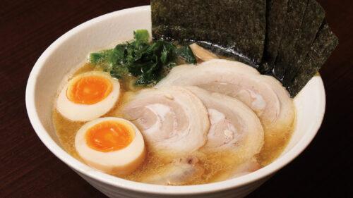 麺屋 むらさき▷トロッと濃厚なトンコツスープが自慢