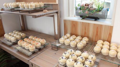 天然酵母の蒸しパン店 蒸しぱん時▷早くも話題のもちっとした蒸しパン