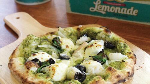 PIZZA NDANO▷石窯焼きのナポリ風ピッツァをカジュアルに楽しもう