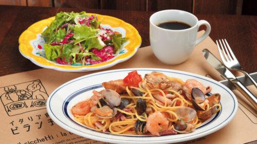 イタリア食堂 ビランチャ▷秋田駅前からイタリアの魅力を発信! 〈バーカロ〉を楽しもう