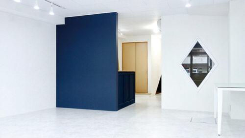 Kanata factory Design & Photo Studio▷幅広く使えるフリースペース