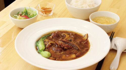 美・中國菜 武陵源▷カジュアルな雰囲気の中で愉しむ 本格派の中国料理