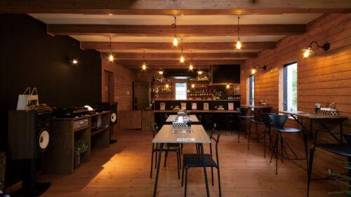 ジーズランプ▷理想を詰め込んだ一軒家カフェで自慢のスパイスカレーを