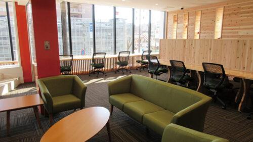 SHARE OFFICE&RENTAL OFFICE Newテラス広小路▷快適なオフィス環境を提供