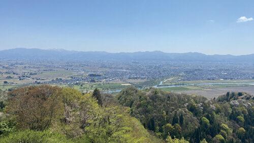 〈大仙市〉大平山登山▷気持ち良い空気の中、絶景を眺めよう
