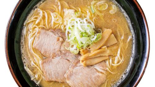 麺屋 KON コン▷名店で培った煮干し×トンコツの芳醇な旨みあふれる一杯