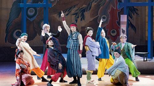 わらび座 創立70周年記念公演▷秋田に感謝の気持ちをこめて開催