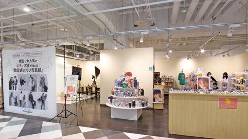 セルフ写真館 Photogenic/KPOP雑貨 オシパラダイス▷韓国で話題のセルフ撮影を