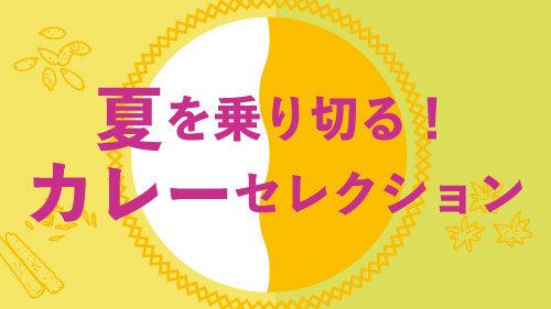 【厳選10店】夏を乗り切る!秋田市カレーセレクション!