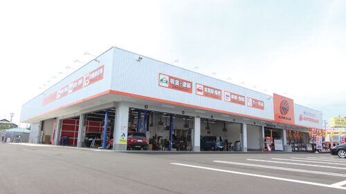 オートバックス 秋田店▷車用品のワンストップショップ