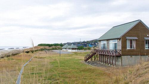 〈由利本荘市〉道の駅岩城 岩城オートキャンプ場▷日本海を眺めながらキャンプを満喫