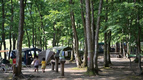 〈湯沢市〉とことん山キャンプ場▷春夏秋冬キャンプを楽しめる