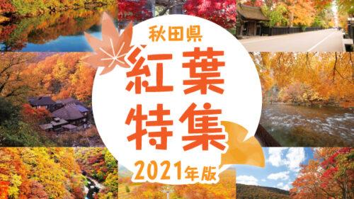 【2021年最新】秋田のおすすめ紅葉スポット12選!名所から穴場まで紹介!