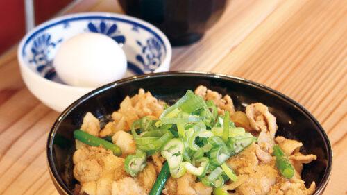 スタめしプラザ コーヨー▷添加物不使用の丼物で食欲増進!